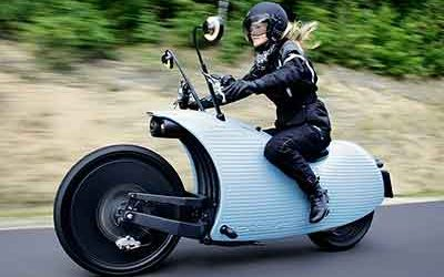 Las 5 motos eléctricas más increíbles del mundo en 2018