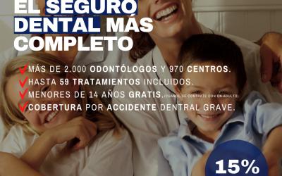 Oferta de seguro dental